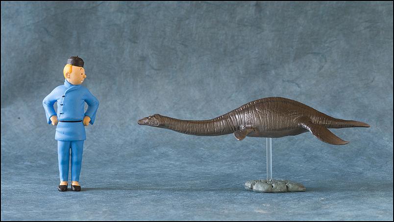 The 2013 KINTO FAVORITE Plesiosaurus walkaround. Plesiosaurus_Kintofavorite