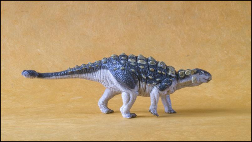 The 2013 KINTO FAVORITE Ankylosaurus walkaround. Ankylosaurus_Kinto_Favorite_5