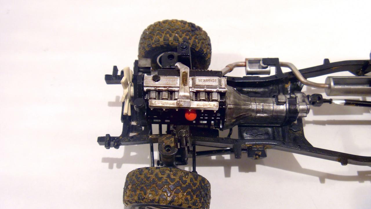 Tamiya Toyota Land Cruiser.. P1040062