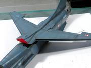 Avion - F-8E FN (P) Crusader, Hasegawa 1/48 DSCN5799
