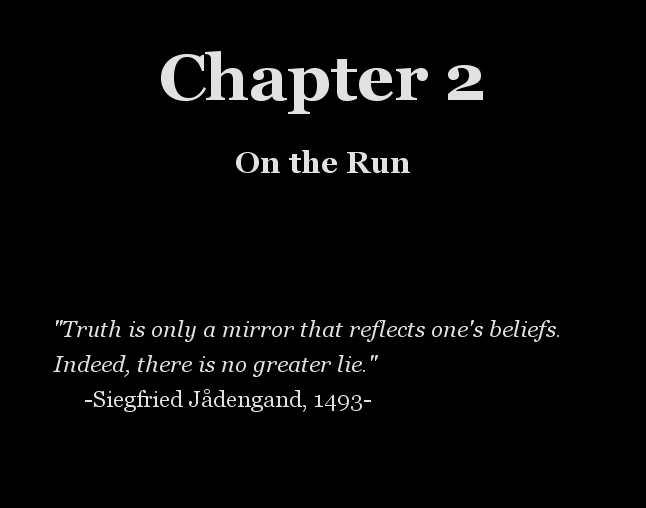 Exit Fate Walkthough Chapter_2