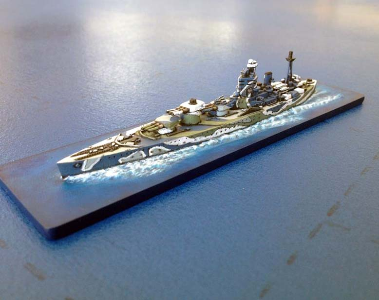 Some of my Naval Miniatures  Rodney23