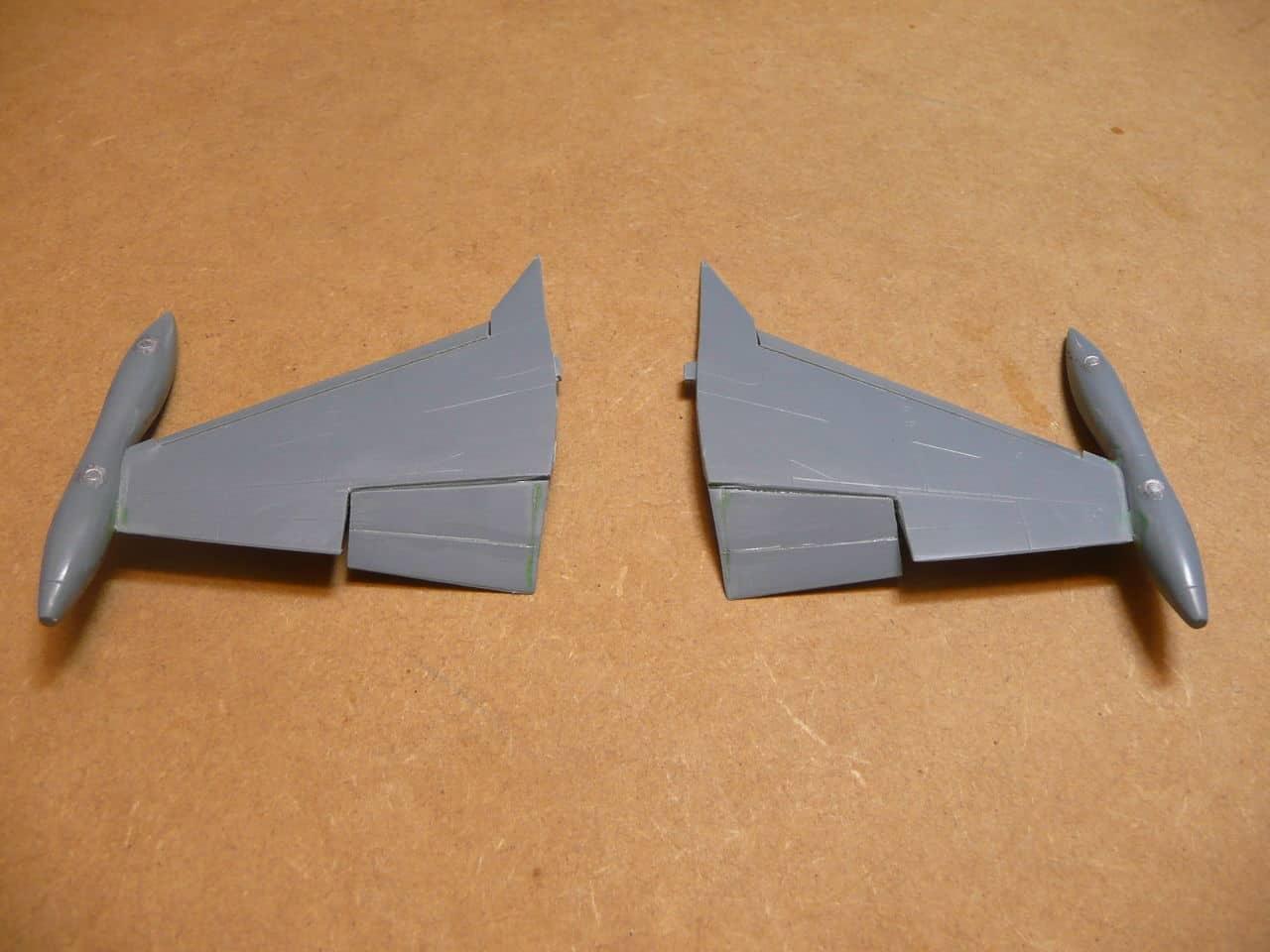 Northrop F-5B 1/48 Classic Airframes P1070975