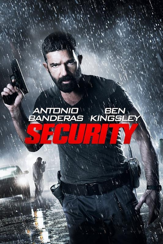 Security (2017)  Security_Poster