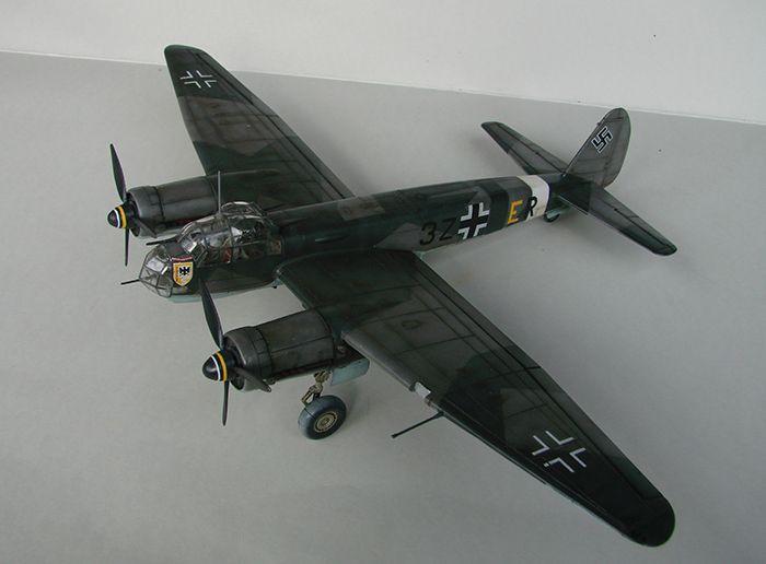 Junkers Ju-88A-4, Italeri, 1/72 DSC04688