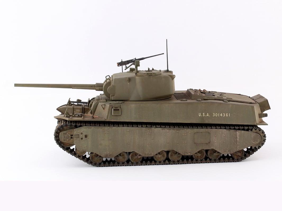 M6A1 Heavy Tank 00002