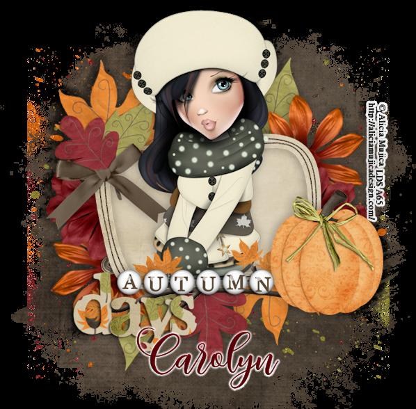 Carolyn's July - September Pick Up Thread Carolyn-2018autumndays
