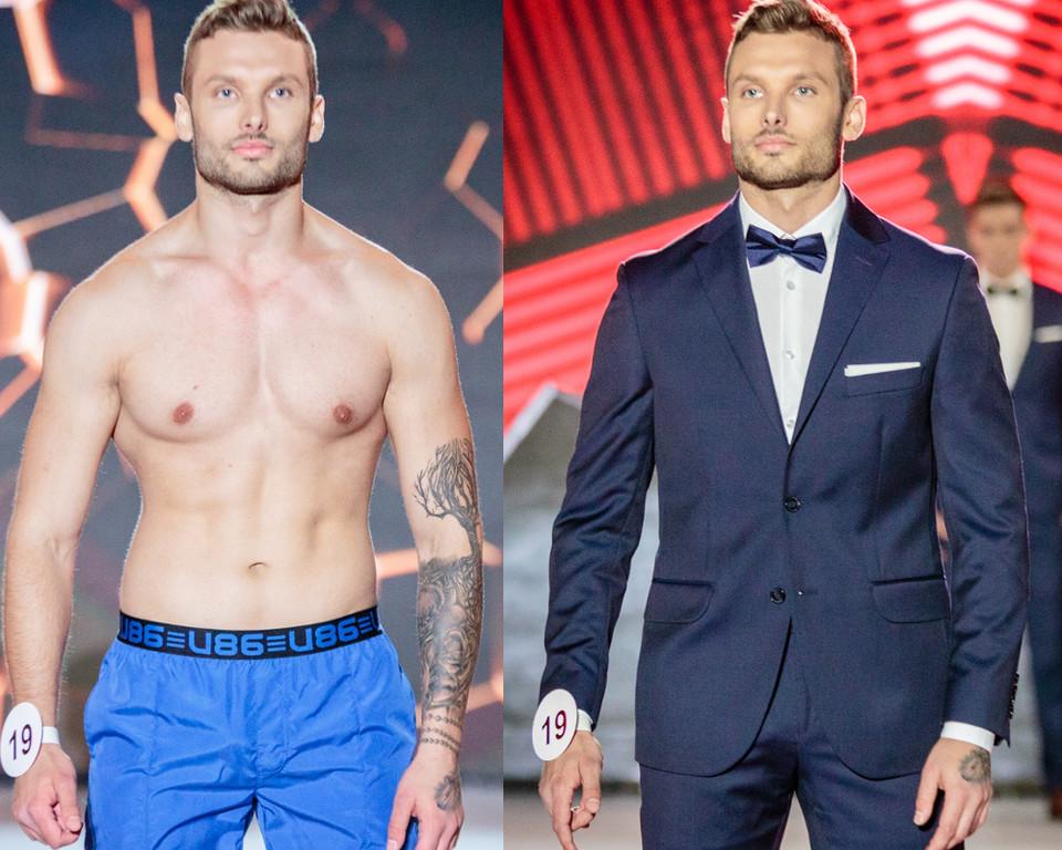 candidatos a mr polski (poland) 2018. final: 05 sep. Amadeusz_Sulisz