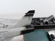 Avion - F-8E FN (P) Crusader, Hasegawa 1/48 DSCN5711