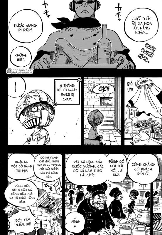 One Piece Chapter 841: Tiến về biển Đông. 02_copy