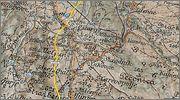 Povijesna karta ovih prostora OSTARIJE_KUK