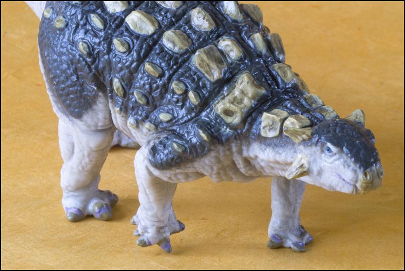 The 2013 KINTO FAVORITE Ankylosaurus walkaround. Ankylosaurus_Kinto_Favorite_14