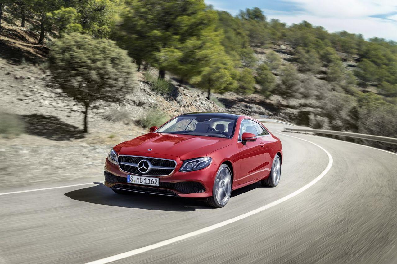 Nova Classe E Coupé 2018 é revelada 2018_Mercedes_E_Class_Coupe_10