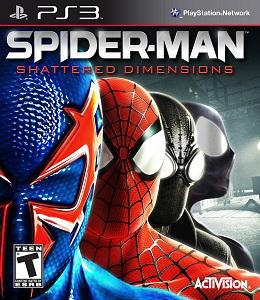 Cheats PKGs Pour CFW v4.xx Par JgDuff - Page 2 Spider_Man_Shattered_Dimensions