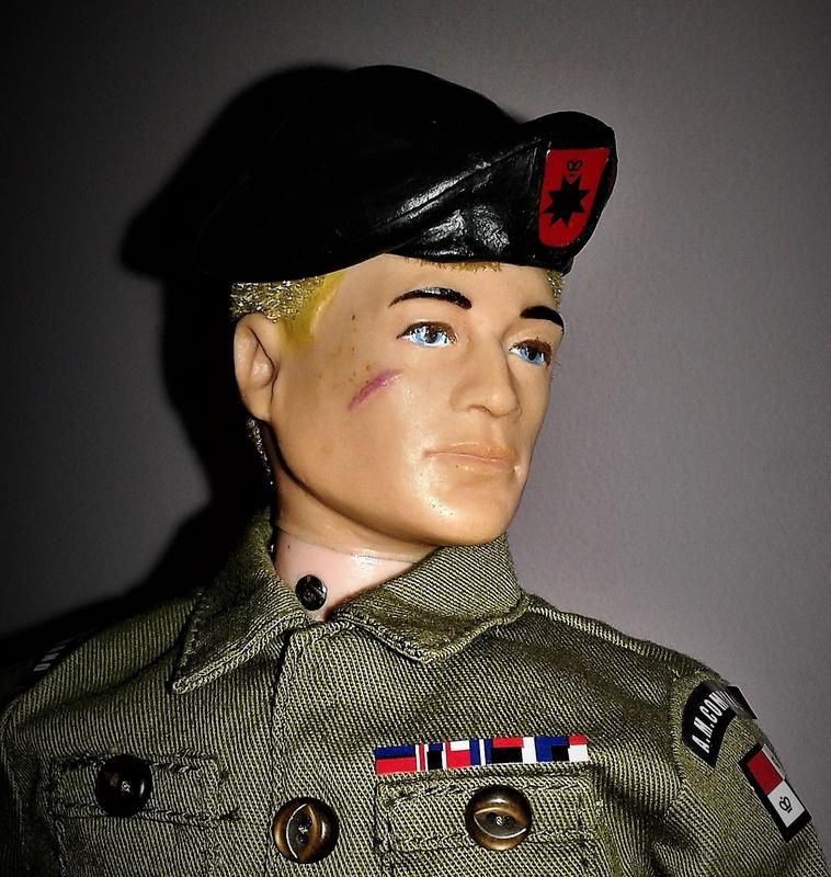Show us your random  close up Action Man Head Shots ! Commander