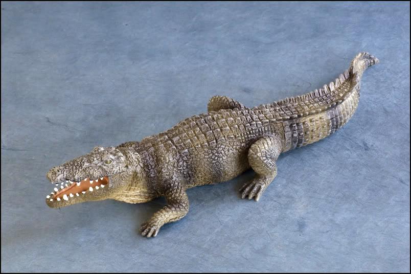 The 2012 MOJO FUN Nile crocodile walkaround by Kikimalou MOJO_FUN_Nile_croc_2