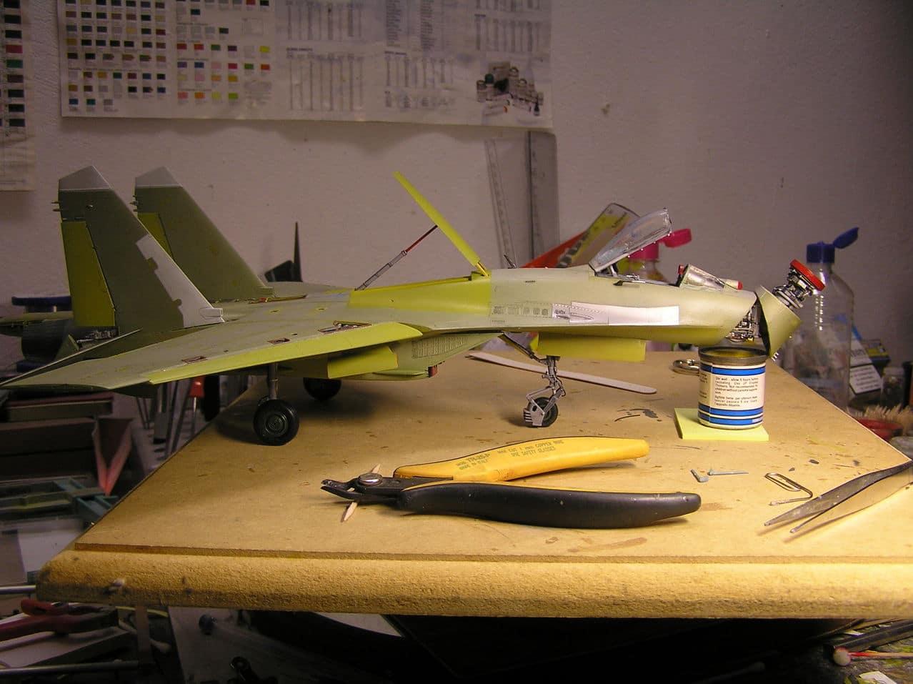...καπως ετσι αρχισαν ολα...Su-27  και τα μυαλα στα καγκελα... - Σελίδα 4 P1010197