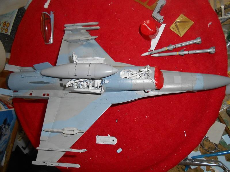 F-16C BLOCK 52M+ 335 ΜΟΙΡΑ 1/48 633
