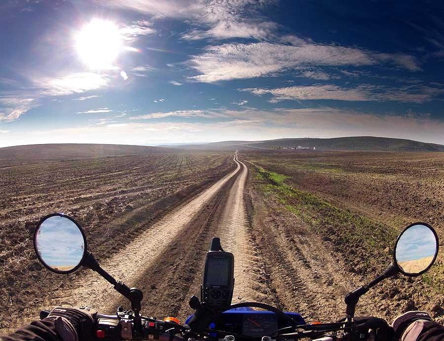 Ruta de los castillos 10-2015, Aguzaderas, T de Lopera, T. del Aguila Image