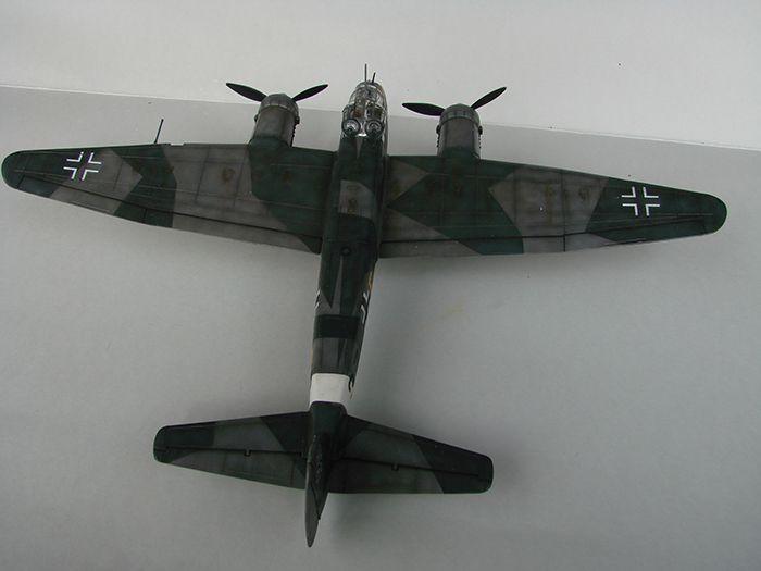 Junkers Ju-88A-4, Italeri, 1/72 DSC04691