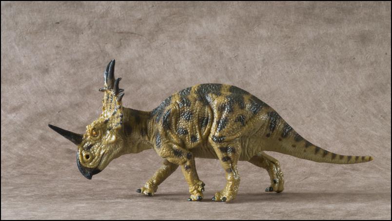 The 2013 KINTO FAVORITE Styracosaurus walkaround. KINTO_FAVORITE_Styracosaurus_8