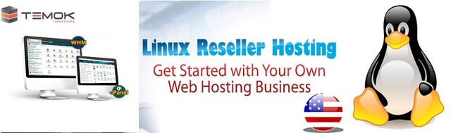 High Performance USA Linux Reseller Hosting From TEMOK With 30% Discount | Limited Time Offer USA_Linux_Reseller_Hosting