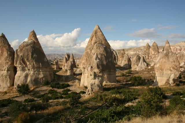 Камене громаде широм планете Kapadokija_turska_2
