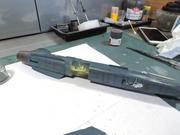 Avion - F-8E FN (P) Crusader, Hasegawa 1/48 DSCN5796