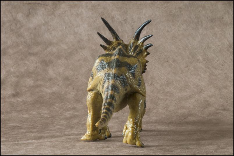 The 2013 KINTO FAVORITE Styracosaurus walkaround. KINTO_FAVORITE_Styracosaurus_6
