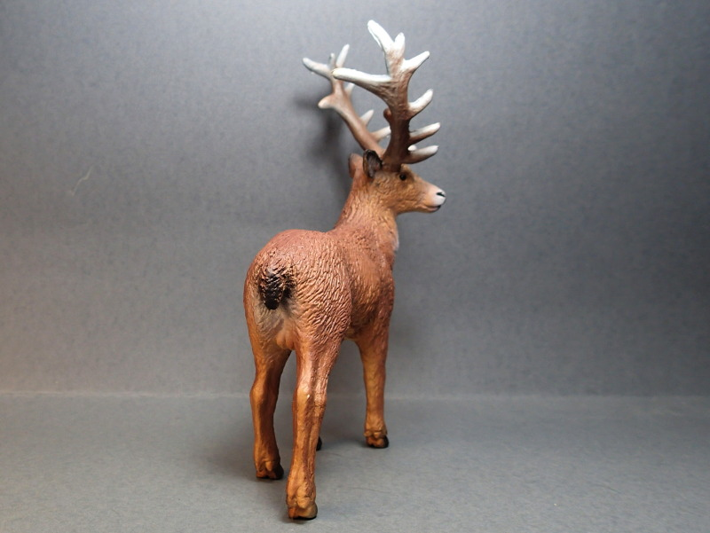 A walkaround  of Bullyland Red Deer, deLuxe size.  Bul_Lux_Red_Deer_Body3_zpss19e4mz4