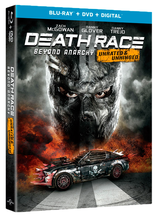 Death Race: Beyond Anarchy (2018) DRBA