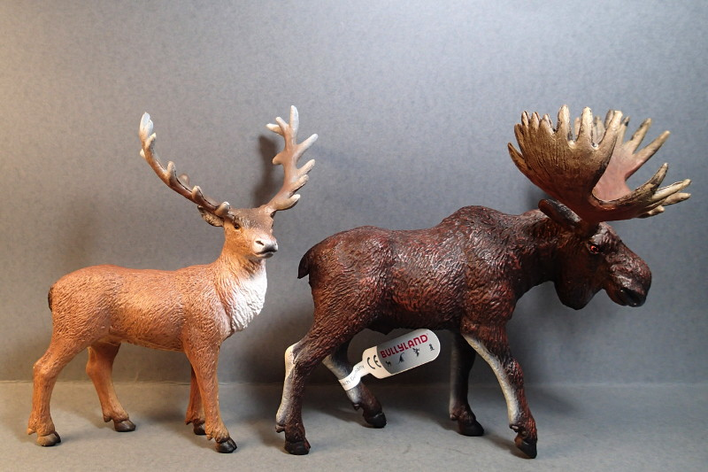 A walkaround  of Bullyland Red Deer, deLuxe size.  Bully_Deer_Moose_zpsbkym0oen