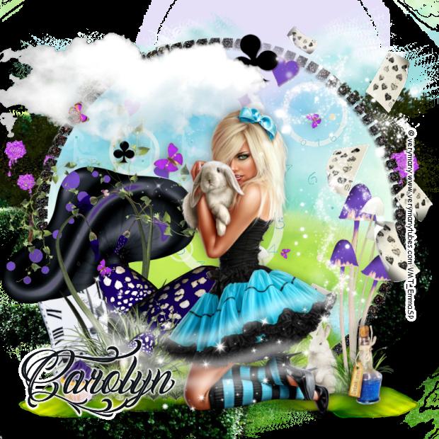 Carolyn's July - September Pick Up Thread Carolyn-2018_Alice_In_Wonderland