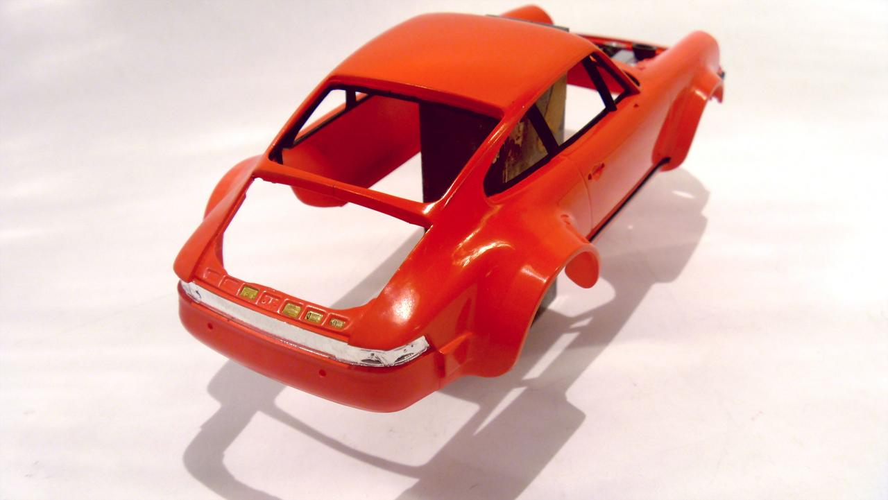 Revell Porsche 934 RSR P1040163