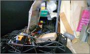 Twin Hammers, Adaptación para bateria mas grande 20151116_191341