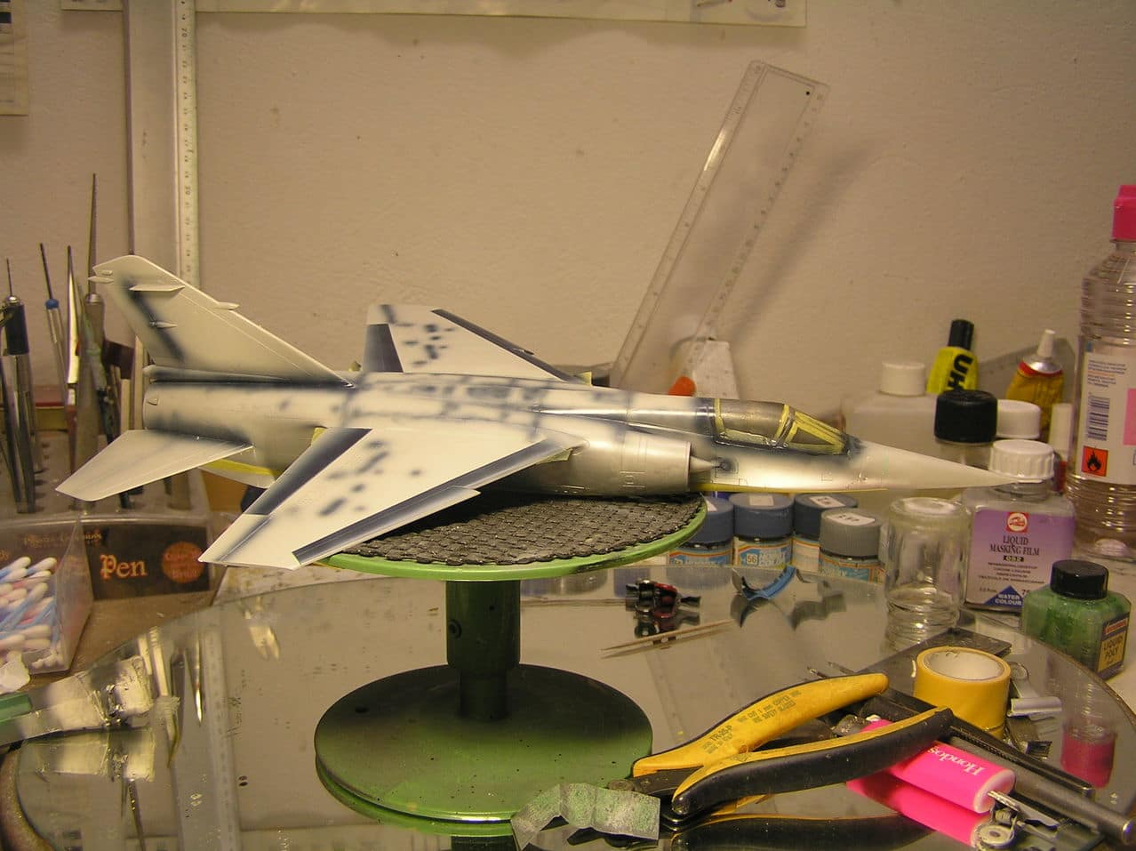 Ελληνικό Mirage F-1CG  1/48  P1010005