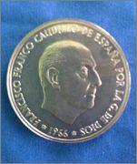 100 Ptas 1966*19-68 Estado Español - Página 5 Image