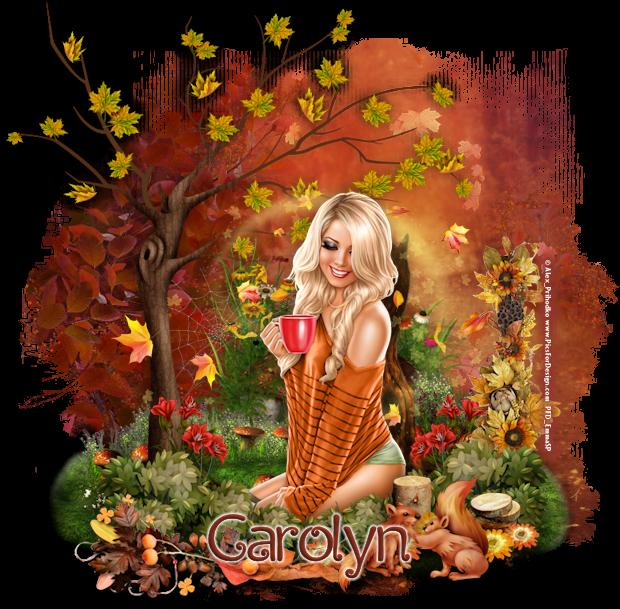 Carolyn's July - September Pick Up Thread Carolyn-2018_Autumn_Paradise