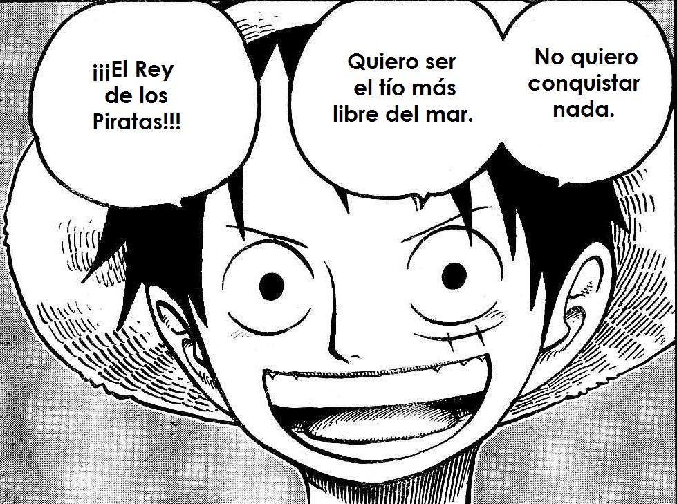 Macroteoría: El Siglo Vacío, las Akuma no Mi, la Nueva Era, la Luna, y más (11/05/15) Luffy