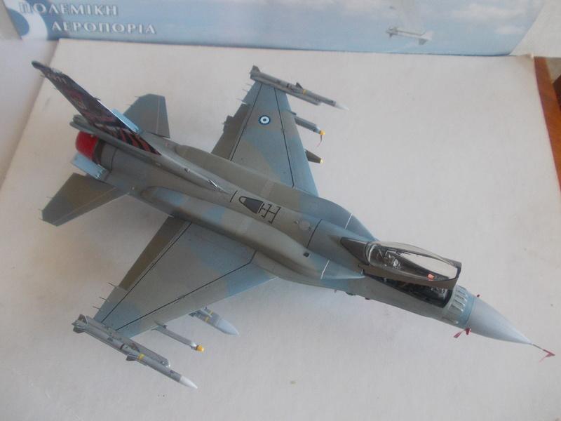 F-16C BLOCK 52M+ 335 ΜΟΙΡΑ 1/48 656
