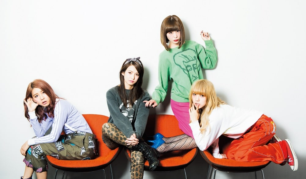 anan News's Interview with SCANDAL Image