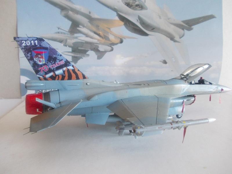 F-16C BLOCK 52M+ 335 ΜΟΙΡΑ 1/48 658