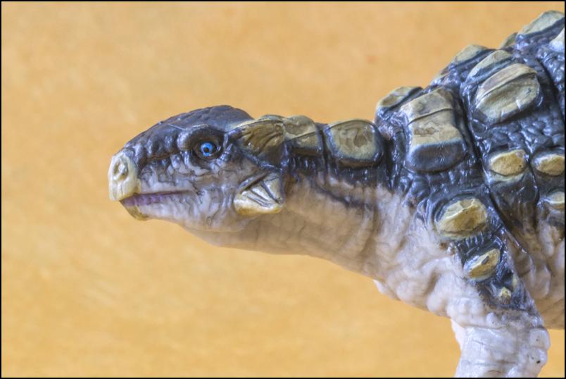 The 2013 KINTO FAVORITE Ankylosaurus walkaround. Ankylosaurus_Kinto_Favorite_13