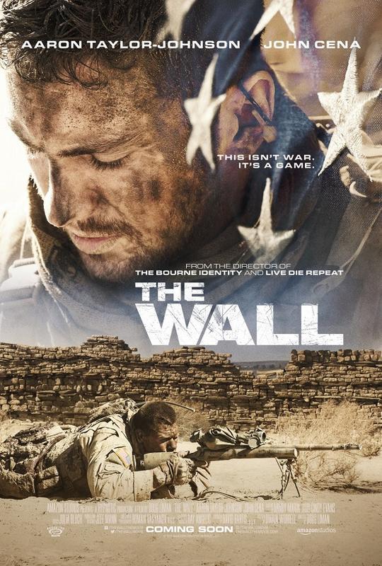 John Cena (Luchador de la WWE, Actor, Músico) The_Wall