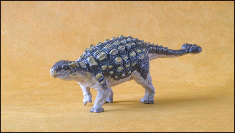 The 2013 KINTO FAVORITE Ankylosaurus walkaround. Ankylosaurus_Kinto_Favorite_8