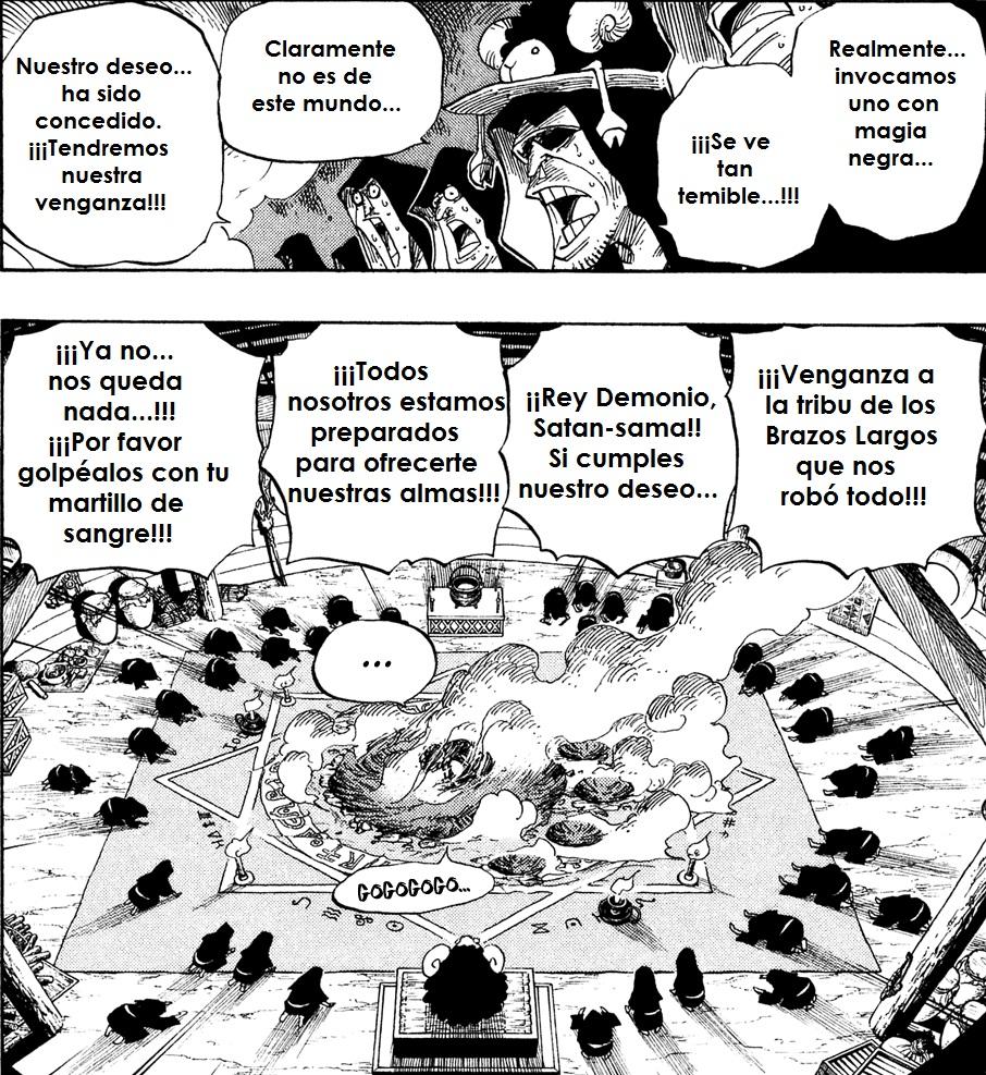 Macroteoría: El Siglo Vacío, las Akuma no Mi, la Nueva Era, la Luna, y más (11/05/15) Namakura