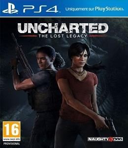 Cheats Fpkgs Pour PS4 Par JgDuff  Uncharted_The_Lost_Legacy