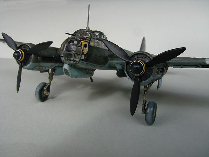 Junkers Ju-88A-4, Italeri, 1/72 DSC04695