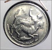 Monedas ecuestres Image