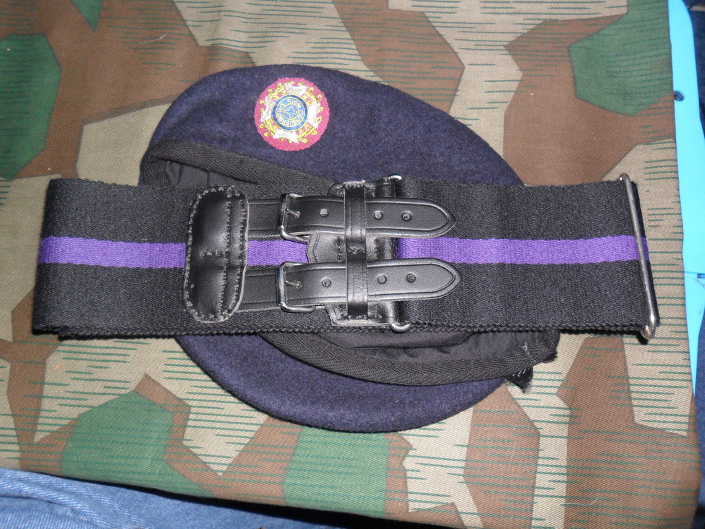 Rhodesian Belts and Berets Chaplains_Corps_Emb
